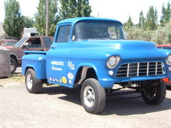 ABSOLUTECSTMSs 1955 Chevrolet 3100