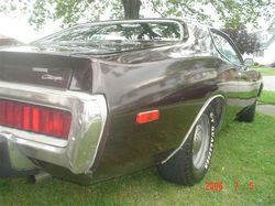 amd5150 1974 Dodge Charger