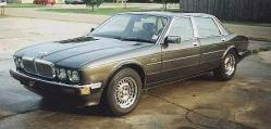 WGGDROWs 1988 Jaguar XJ Series