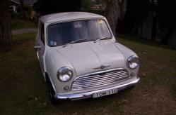 TOM11G 1968 Morris Mini Minor