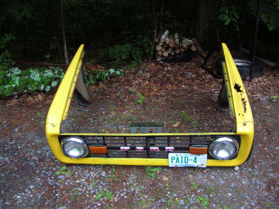 Another tasker 1973 Ford Bronco post... - 9048840