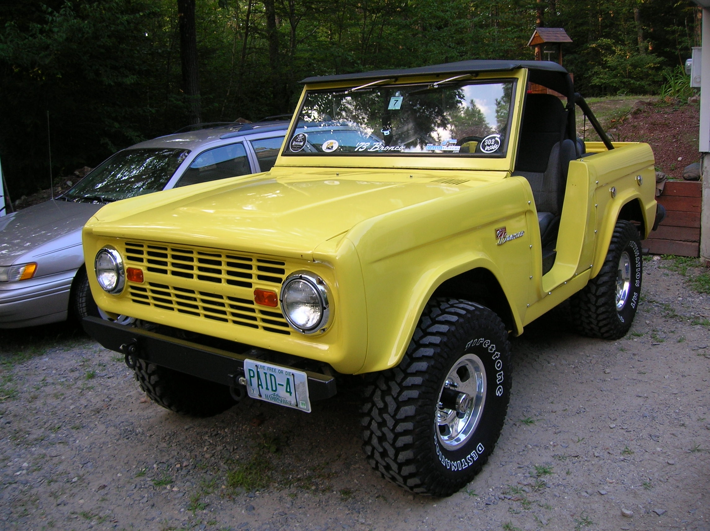 Another tasker 1973 Ford Bronco post... - 8330371