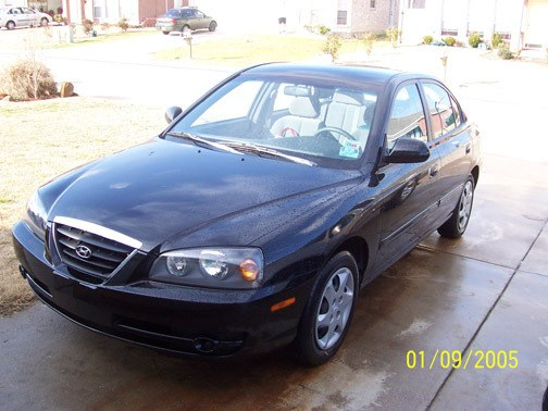 Another The_Other 2004 Hyundai Elantra post... - 8331037