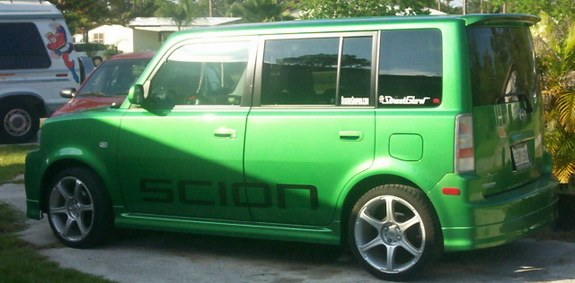 Another GrnwithNv06 2006 Scion xB post... - 8330068