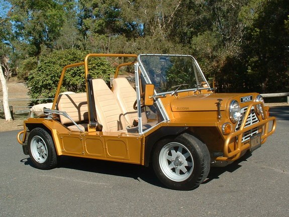 Another CaliMoke 1981 MINI Moke post... - 8334517