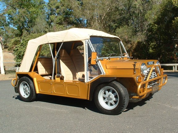 Another CaliMoke 1981 MINI Moke post... - 8334518