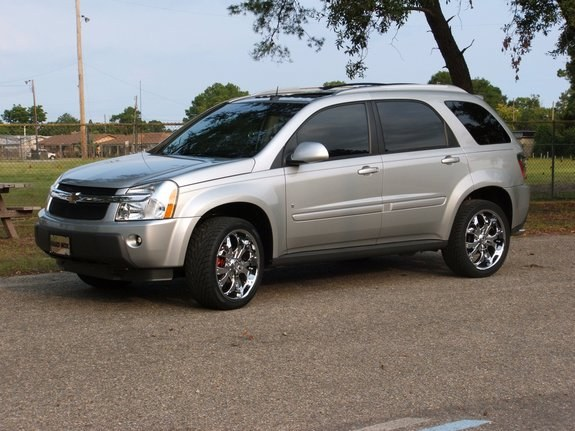 BlackOps 2006 Chevrolet Equinox Specs Photos Modification Info