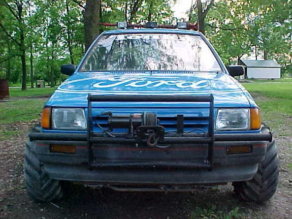 Another tlsteinline 1988 Ford Festiva post... - 8334468