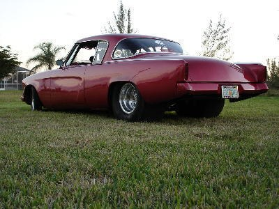 Another mrstude 1953 Studebaker Champion post... - 8336013