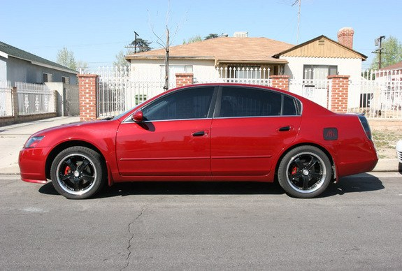 xlambo5x 2006 nissan altima specs photos modification info at cardomain. Black Bedroom Furniture Sets. Home Design Ideas