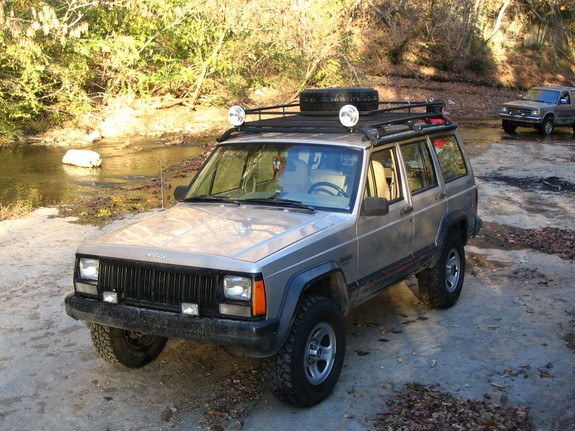 Another Phidelt673 1995 Jeep Cherokee Post Photo 8336678