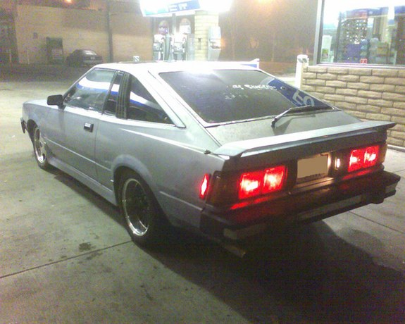Another arbitrary 1980 Nissan 200SX post... - 8342507
