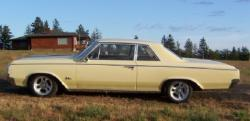 cpfilms 1964 Oldsmobile Cutlass