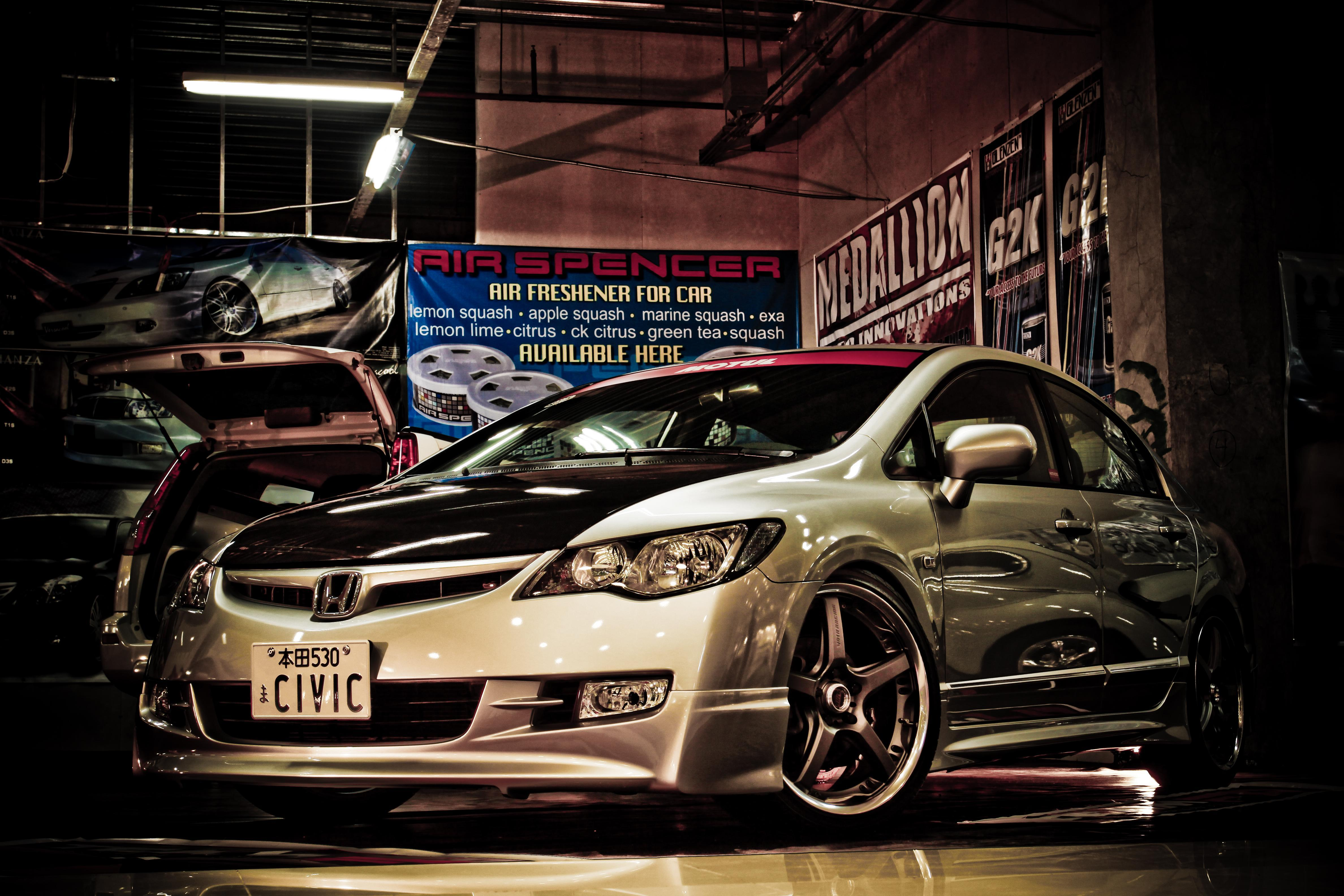 civic FD