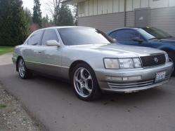 Dirtylexs 1990 Lexus LS