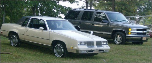Another evrybdyknwme85 1985 Oldsmobile Cutlass Supreme post... - 8535156