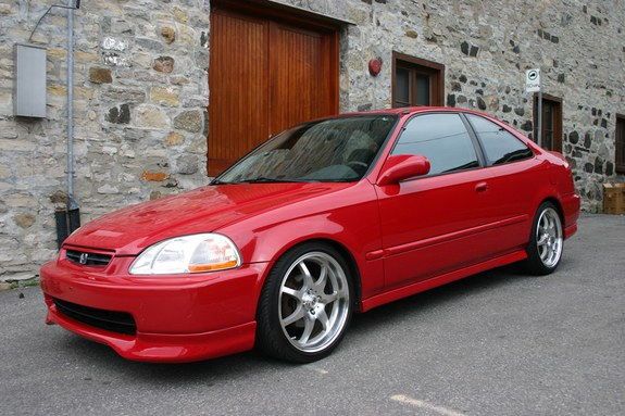 High Quality BasticheBoy 1998 Honda Civic23742070001_large