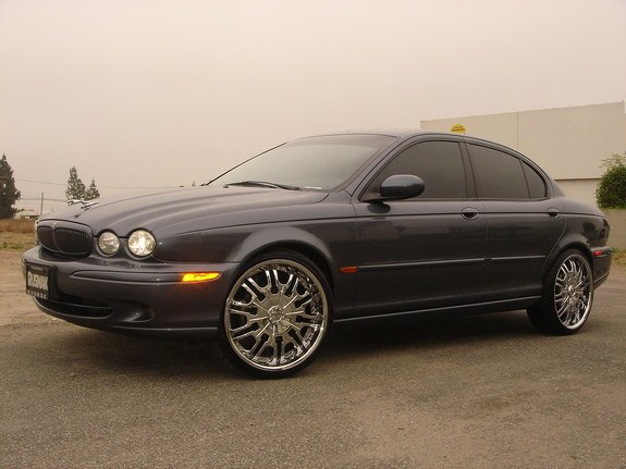 ugotserved 2002 jaguar x type specs photos modification info at cardomain. Black Bedroom Furniture Sets. Home Design Ideas