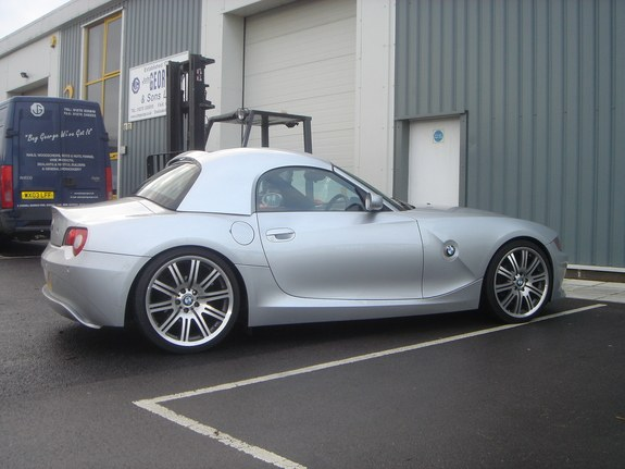 J4uty1 2005 Bmw Z4 Specs Photos Modification Info At