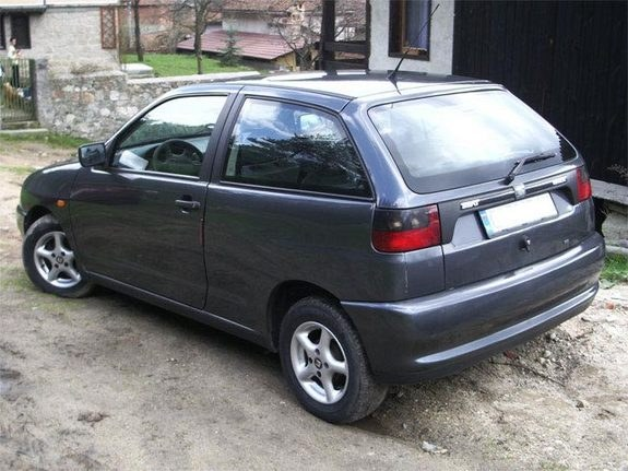 zeushell 1997 seat ibiza specs photos modification info at cardomain. Black Bedroom Furniture Sets. Home Design Ideas