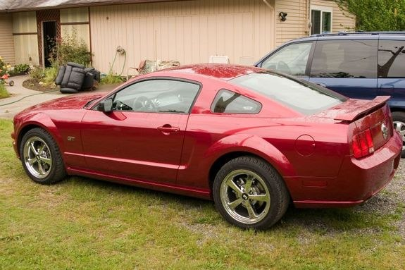 Another Sizemosport 2006 Ford Mustang post... - 8353031