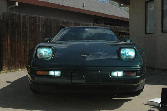 Another hey8you 1995 Chevrolet Corvette post... - 8354768