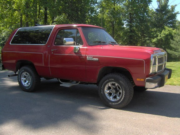 ramminit24 1991 Dodge Ramcharger Specs, Photos, Modification Info at