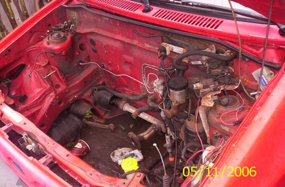 Another soon_to_b_pimpin 1993 Ford Festiva post... - 8355493