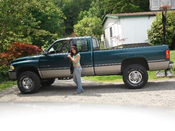 jenluvsher4x4s 1996 dodge ram 1500 regular cab specs photos modification info at cardomain. Black Bedroom Furniture Sets. Home Design Ideas