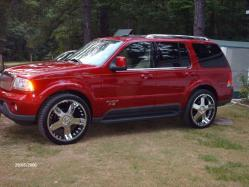 babygators 2005 Lincoln Aviator