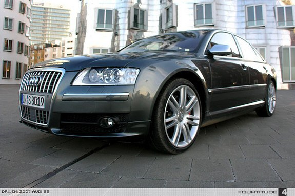 Gstrachs Audi S Specs Photos Modification Info At CarDomain - 2007 audi s8