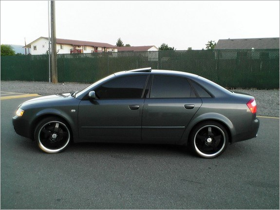 Trustone 2003 Audi A4 Specs Photos Modification Info At