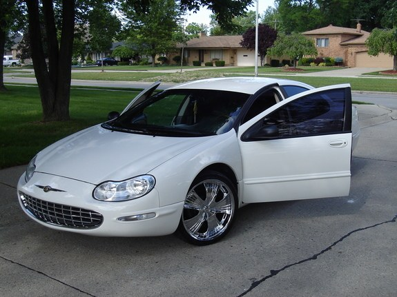 ben83 1998 chrysler concorde specs photos modification info at. Cars Review. Best American Auto & Cars Review