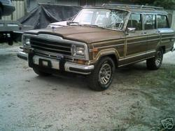 scubusters 1988 Jeep Grand Wagoneer