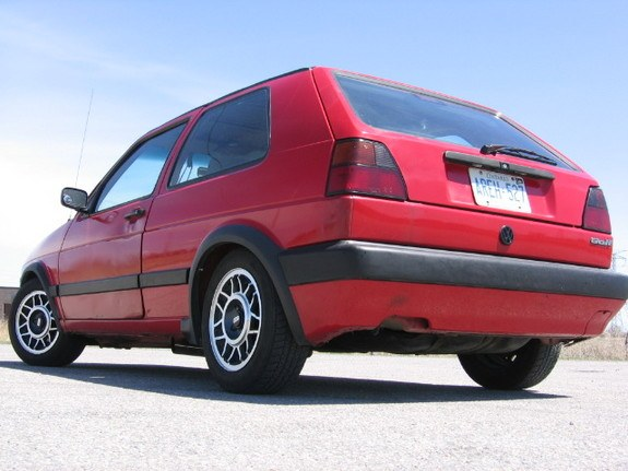 89vwdieselgolf 1990 Volkswagen Golf 8358253