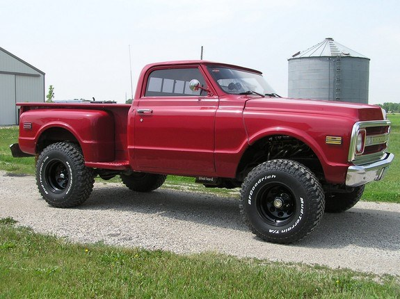 Another 82budking 1969 Chevrolet C/K Pick-Up post... - 8358539