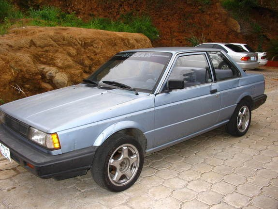 ys2pu 1987 Nissan Sentra Specs, Photos, Modification Info ...
