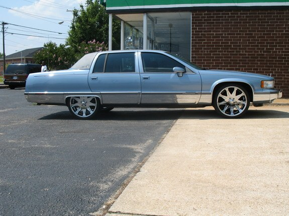 Another BIGGWORM 1993 Cadillac Fleetwood post... - 8360350