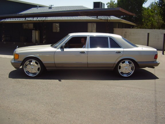 Another THE420 1988 Mercedes-Benz S-Class post... - 8358700