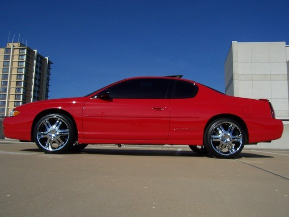 Dub03mc 2003 Chevrolet Monte Carlo Specs Photos