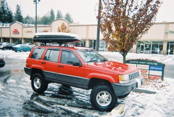 Another willz0072002 1991 Jeep Grand Cherokee post... - 8358663