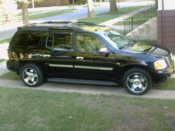 tooeazy2c 2004 gmc envoy xl specs photos modification. Black Bedroom Furniture Sets. Home Design Ideas