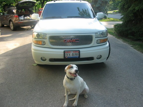 Another Bromaguire 2003 GMC Yukon Denali post... - 8361478