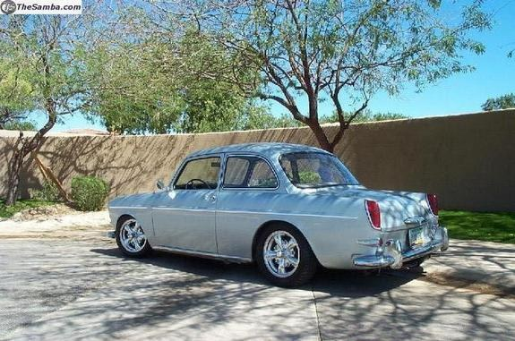 65notch's 1965 Volkswagen Notchback