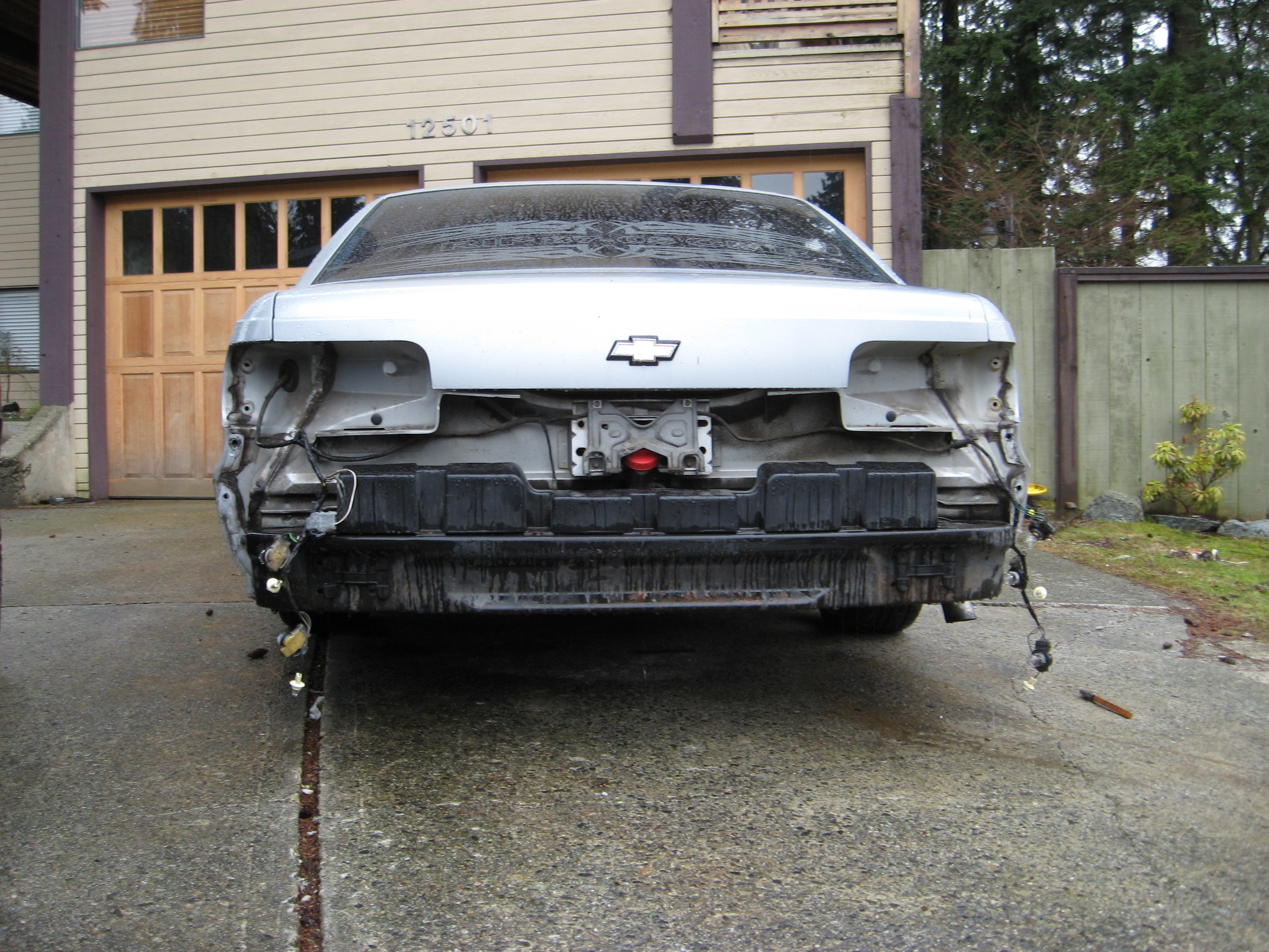 Another C-Fraser 1991 Chevrolet Caprice post... - 8361338