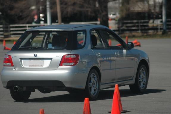 Another RippenGriffin 2005 Saab 9-2X post... - 8364143