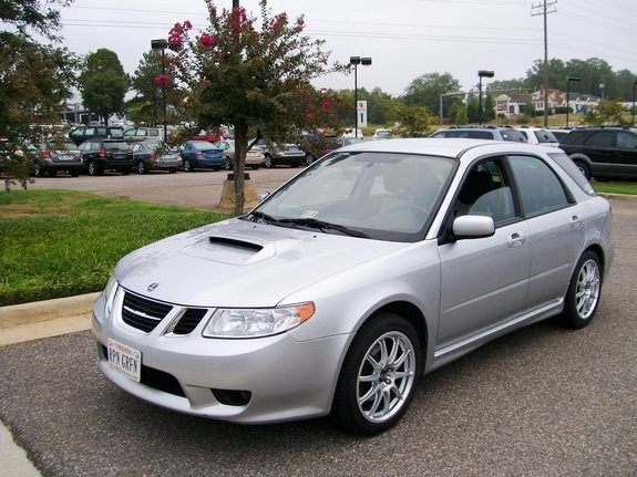 Another RippenGriffin 2005 Saab 9-2X post... - 8364145
