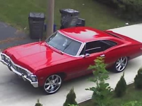 Another DeesCL 1967 Chevrolet Impala post... - 8363649