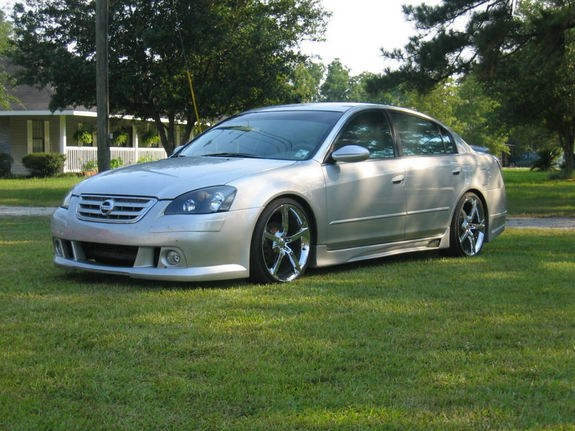 derekw0531 2002 Nissan Altima Specs Photos Modification Info at