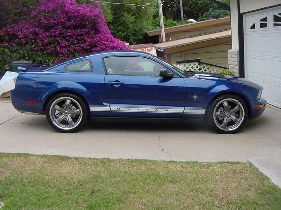 2006 ford mustang pony package top speed. Black Bedroom Furniture Sets. Home Design Ideas
